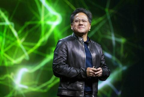 USA-Technology-Nvidia Introduces New GPU Products